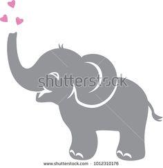 elephants svg elephant svg elephants silhouette svg svg files