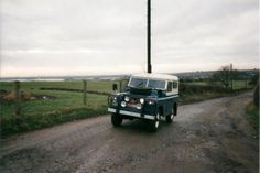 Land Rover Series IIA, 2.25 diesel with tailgate