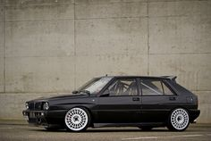 Lancia Delta Integrale for me. just for fun Rally Car, Car Car, Retro Cars, Vintage Cars, Vintage Shoes, Hatchback Cars, Lancia Delta, Old School Cars, Sweet Cars