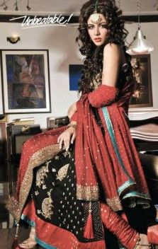 nbeatable by Shehla Rehman Stylish Bridal Collection 2012