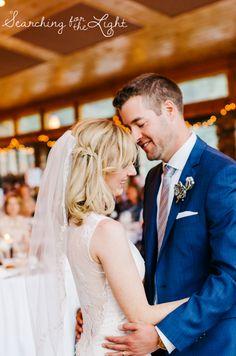 Mount Princeton wedding mountain wedding reception first dance