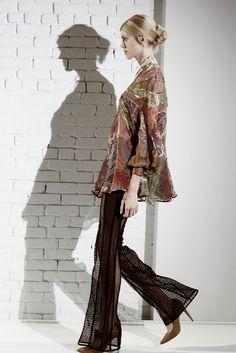 Zimmermann Resort 2014 Fashion Show