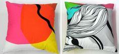 fabulous Marimekko pillows Marimekko, Sweet Home, Pillows, Fun, Design, Decor, Decoration, Decorating, House Beautiful