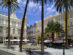 Plaza de Cairasco - Las Palmas de Gran Canaria - Spain