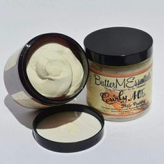 Enhance your curl pattern with ButterMEssentials CurlyMe  Hair  Butter www.buttermessentials.com