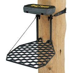 Rivers Edge Lite Foot Cast Aluminum Hangon Stand, As Shown Hunting Season, Bird Feeders, Stool, Outdoor Decor, Furniture, Home Decor, Decoration Home, Room Decor, Home Furnishings
