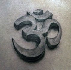 155 Inspiring Om Tattoo Designs nice
