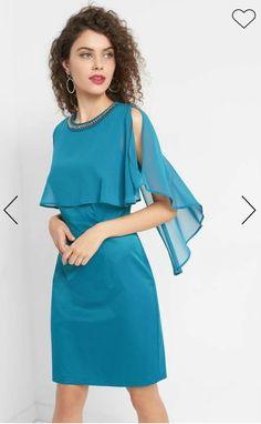 Erhältlich im online shop von orsay.com mit 4% Cashback auf jeden Einkauf als KGS Partner Partner, Cold Shoulder Dress, Dolls, Stylish, Dresses, Fashion, Chic Womens Fashion, Shopping, Curve Dresses