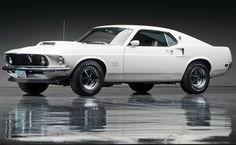 MUST see: 1969 Ford Mustang BOSS 429 #MusclecarMonday