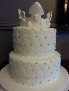 Prince christening cake!