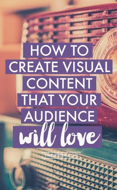 When it comes right down it, audiences are attracted to visuals they can connect with. The task then, is to convey engaging information that is relevant, accurate and shareable.