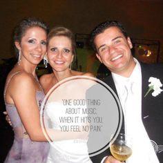 Casamento  da minha amada filha Mariana.  Ana Paula , Mariana e André.