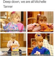 I am Michelle Tanner. And I love michelle tanner Really Funny Memes, Stupid Funny Memes, Funny Relatable Memes, Haha Funny, Funny Posts, Funny Cute, Funny Stuff, Funny Things, Super Funny
