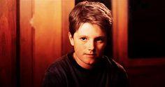 Young Josh Hutcherson. Ahhh the feels! (GIF)