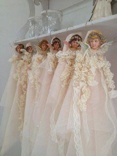 Vintage Christmas Angels