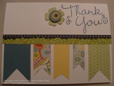 CTMH Chantilly card by Haley Dyer