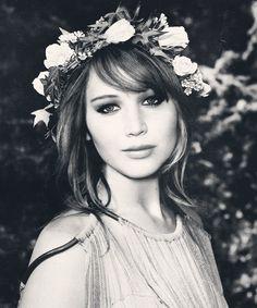 Jennifer Lawrence - Hunger Games <3