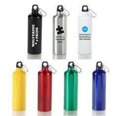 25 Oz. Aluminum Sports Bottle