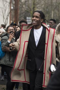 ASAP Rocky / Paris
