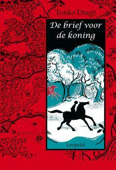 De brief voor de koning Luxe editie - Tonke Dragt. Luisteren tijdens de tekenles van Pier Feddema