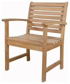 Victoria Dining Armchair contemporary outdoor chairs