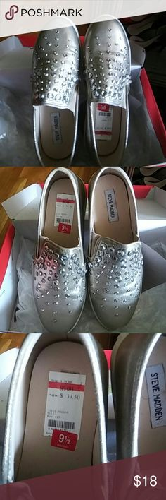 Nice steve Madden shoes Steve Madden shoes with rhinestones Steve Madden Shoes