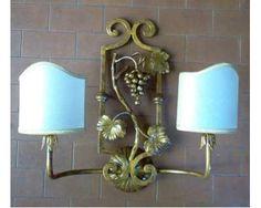 Applique design ferro battuto . 158