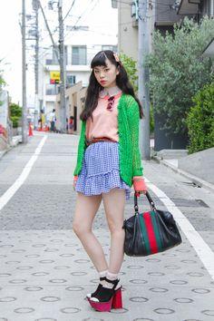 Street of Harajuku, Tokyo Mode Harajuku, Harajuku Girls, Harajuku Fashion, Kawaii Fashion, Lolita Fashion, Look Fashion, Girl Fashion, Fashion Outfits, Harajuku Style