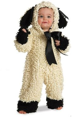 Image detail for -Lamb Costume - Baby/toddler Costume $45.89 | Baby Costume - Girls ...
