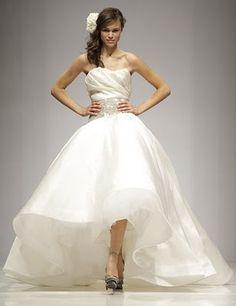 Wedding dress Model :)