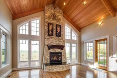 "Rugged House Plan 72754DA  Vaulted ""Great Room"", aptly named.  3 beds 3 full and 2 half baths 4,500+ sq. ft."