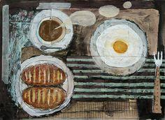 Tetsuhiro Wakabayashi  / Peaceful breakfast