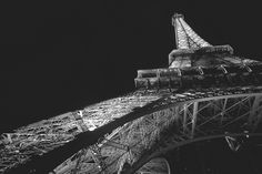 Paris Gray - Eiffel Tower