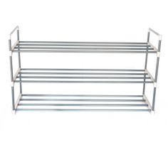 Shoe Rack - 3 Tiers Dorm Essentials Dorm Room Storage