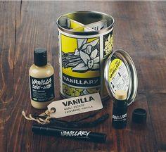 Lush Vanillary gift set