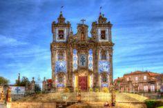 Porto - Congregados church