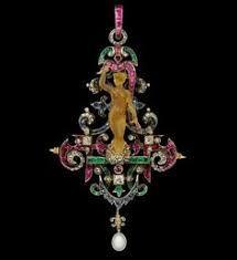 Crown Jewels of the United Kingdom -- The Birth of Venus