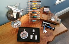 Fathers Day gift ideas from cufflinks to pens and a wee something for Dad's tipple