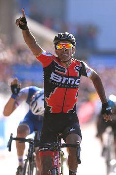 115th Paris Roubaix 2017 Arrival / Greg VAN AVERMAET Celebration / Zdenek STYBAR Disappointment / Track Roubaix Velodrome / Compiegne Roubaix / PR /