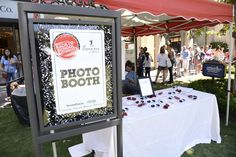 'Teen Vogue' Back-to-School Event: Teen Vogue hosted a back-to-school event Saturday at the Americana at Brand in Los Angeles that included fashion presentations, a beauty lounge from Nordstrom, and nail art stations. The event's signage was designed in the style of classic black-and-white composition notebooks.