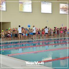 Yaz spor okuluna kaydolan çocuklarımız yüzme havuzunda oldukça eğleniyorlar. #Yesilvadi #Gaziantep #YazOkulu #YüzmeHavuzu