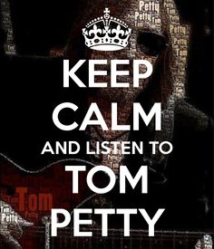 No matter what, Tom Petty makes me happy. Grew up listening to him and I love his lyrics. Music Love, Music Is Life, Good Music, Music Mix, Keep Calm Quotes, Quotes To Live By, Mood Quotes, Tom Petty Quotes, Cat Stevens