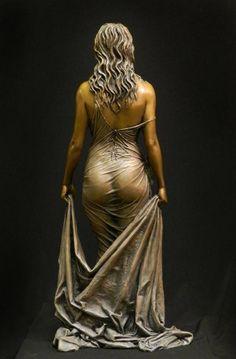 sculpture by BENJAMIN VICTOR