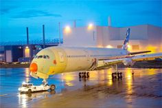 First flyable A350 XWB 'MSN-001' structurally complete