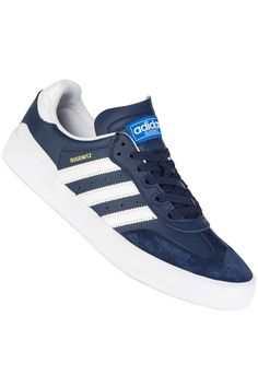 huge selection of f8267 d50c6 adidas Skateboarding Busenitz Vulc RX Shoes in navy white bluebird   skatedeluxe sk8dlx