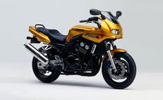 1999 to 2001 Yamaha FZ6 / Fazer series Model  #motorbikes #motorcycles #motocicletas