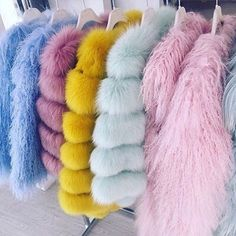 Faux Fur Goals