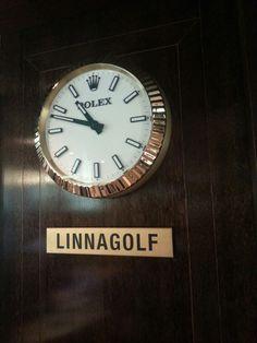 Golf Club Grandfather Clocks, Vintage Rolex, Golf Clubs, Golf Courses, Spaces, Street, Clocks, Walkway