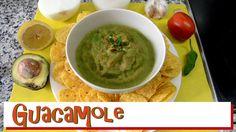 Guacamole. Las Recetas del Hortelano