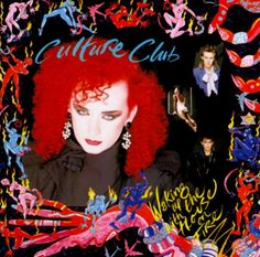 Culture Club, Waking Up with the House on Fire****: Too many people say that 80s music sucks. They point at bands like Culture Club and say that they focused too much on their appearance and not on the music. What those people are forgetting is that rock, and popular music in general, has always gone hand in hand with the visual. I think that they simply don't like the visuals that were presented with the music, which, for the most part, was pretty fucking good, including this one. 2/16/17